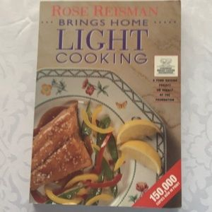 Other - 👀 Light Cooking by Rose Reisman